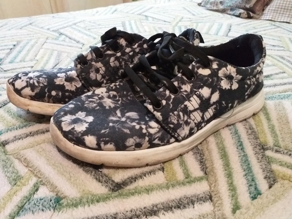 Zapatillas Reef Mujer Mod.rooster Talle 37/8