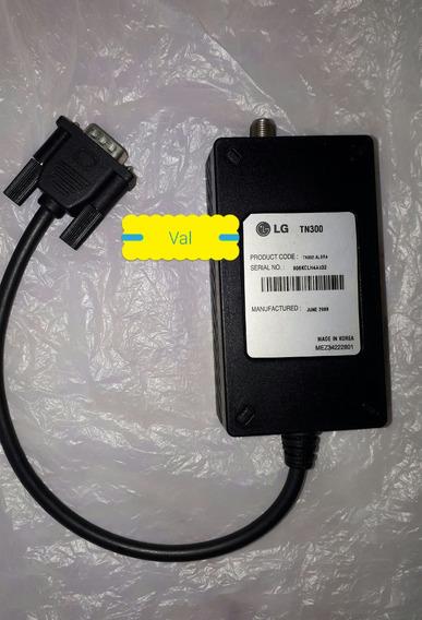 Sintonizador De Tv Lg Tn300 P/ Monitor M198wa E M228wa