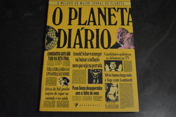 O Planeta Diário Livro
