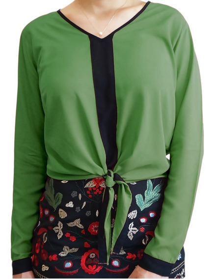 Camisa Blusa Feminina Modeni