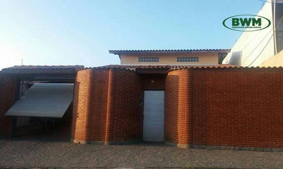 Casa Residencial À Venda, Éden, Sorocaba - Ca5059. - Ca5059