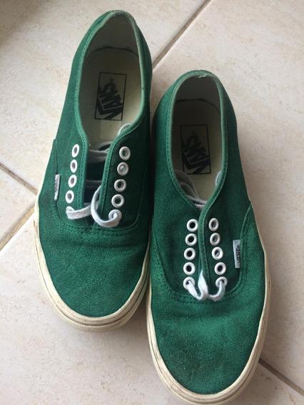 Tênis Vans Authentic Verde