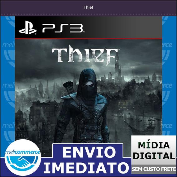 Thief Digital Psn Envio Imediato