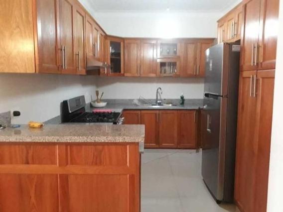 Lindo Y Comodo Apartamento Amueblado En Alquiler