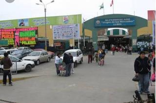 Puesto Local Stand Comercial En Mercado De Lurin