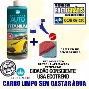 Ecotrend Auto Protection Titanium 946ml + 3 Super Brindes