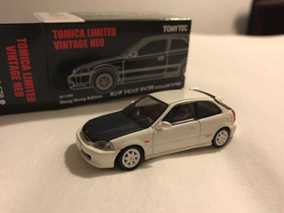 Tomica Limited Vintage Neo Honda Civic Type R (1997)