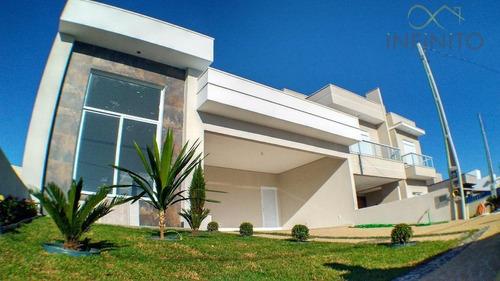 Imagem 1 de 30 de Casa Residencial À Venda, Jardim Planalto, Paulínia - - Ca1018