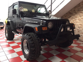 Jeep Wrangler 2004 Impecable