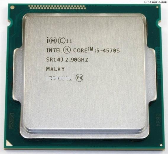 Processador Core I5 4570s 1150 Ótimo Melhor Q 4440s 4460s