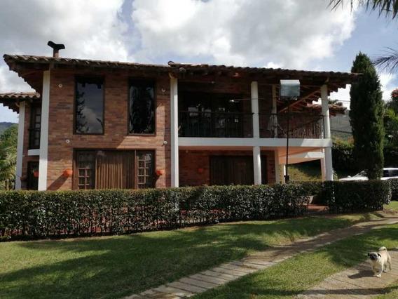 Hermosa Casa Finca En Arriendo, Carmen Del Viboral