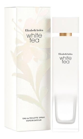 White Tea Elizabeth Arden - Perfume Feminino - Eau De Toilette 100ml