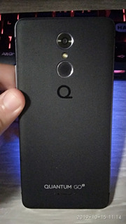 Smartphone Quantum Go 2 16gb 3gb Ram Octacore Tela Amoled