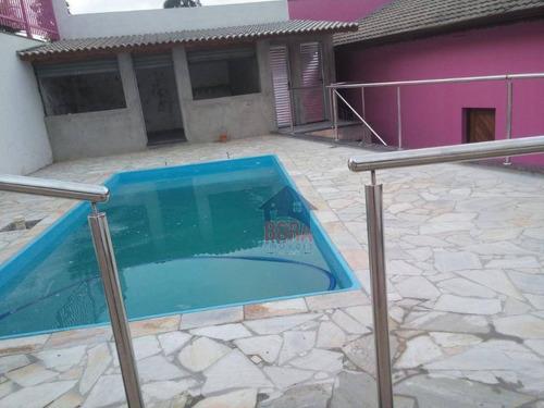 Chácara Residencial À Venda, Terra Preta, Mairiporã. - Ch0137