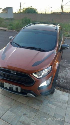 Ford Ecosport 2019 2.0 16v Storm 4wd Flex Aut. 5p