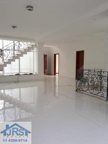 Imagem 1 de 25 de Condomínio Tarumã Sobrado Com 4 Dormitórios À Venda, 358 M² Por R$ 1.600.000 - Tarumã - Santana De Parnaíba/sp - So0820