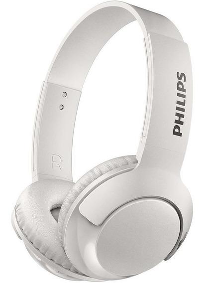 Fone De Ouvido Bluetooth Philips Shb3075 Supra Auricular Nf
