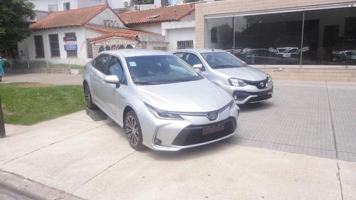 Toyota Corolla Hybrid Seg