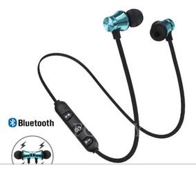 Fone De Ouvido Bluetooth 4.1 Sem Fio Stereo Magnético