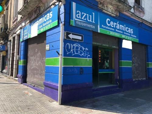 Gran Local Comercial, F.crespo Y La Paz, Gran Exhibición!
