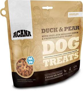 Acana Duck Y Pear Dog Treats, 3,25 Oz