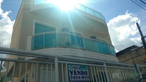 Imagem 1 de 29 de Casa Com 3 Dormitórios À Venda, 138 M² Por R$ 600.000,00 - Vila Valqueire - Rio De Janeiro/rj - Ca0168