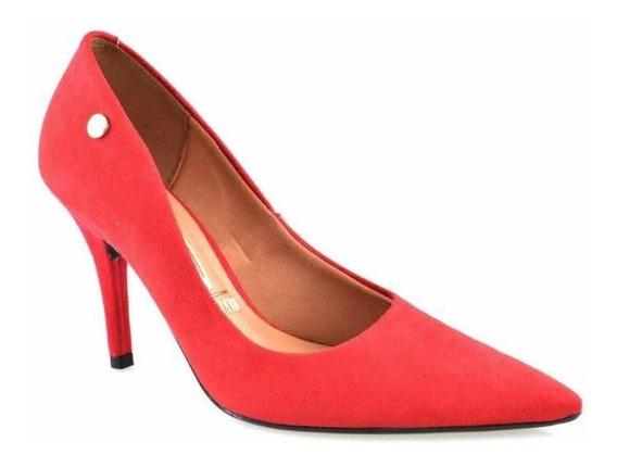 Stilettos Vizzano ****** Rojo ****** Gamuza