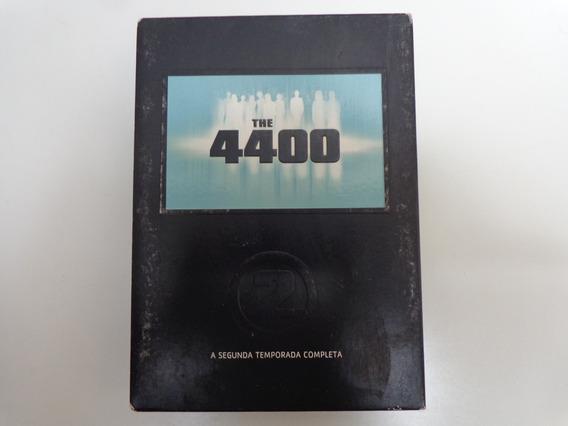 The 4400 - 2ª Temporada Completa - 4 Dvd