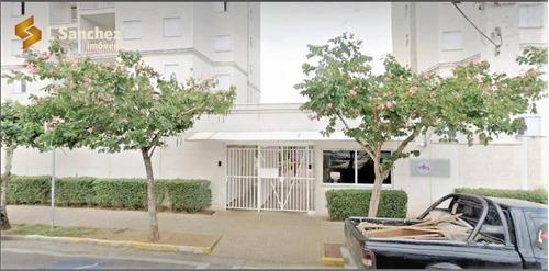 Apartamento Com 1 Dormitório (sendo 01 Suíte) À Venda, 65 M² Por R$ 280.000 - Parque Santana - Mogi Das Cruzes/sp - Ap0173