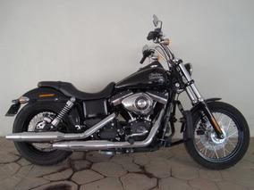 Harley Davidson Dyna Street Bob Nueva Y Nacional 1230km