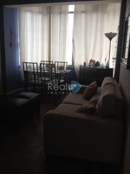 Real Up Vende Ótimo Apartamento No Catete, Proximo Metro - 14699