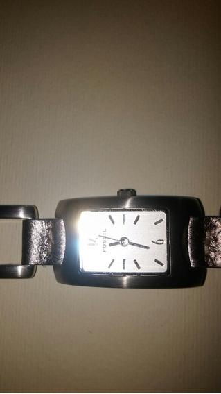 Reloj Fossil Para Dama!