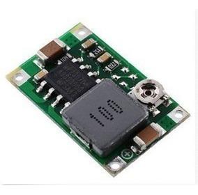 Regulador De Tensão Dc-dc Step Down Buck Mini 360 3a (20x)