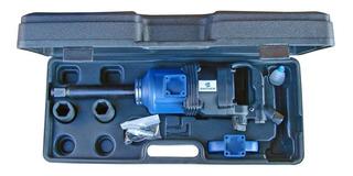 Chave De Impacto Pneumática 1 Polegada Com Maleta E Acessórios - Torque De 2500nm 90 Psi