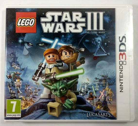 Lego Star Wars Iii : Clone Wars Download Live Br - Video