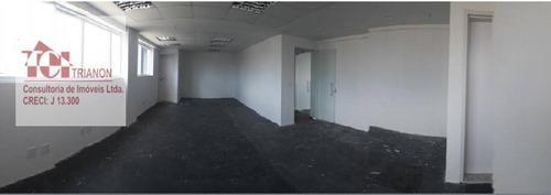 Sala, 30 M² - Venda Por R$ 245.000,00 Ou Aluguel Por R$ 1.100,00/mês - Vila Bastos - Santo André/sp - Sa0094
