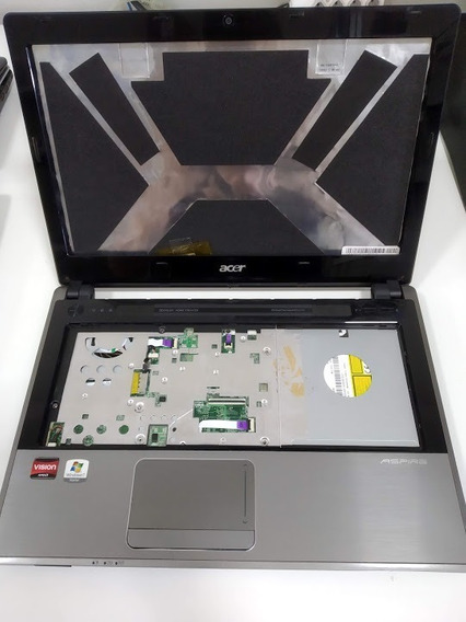 Carcaça Notebook Acer Aspire 4553-1_br979