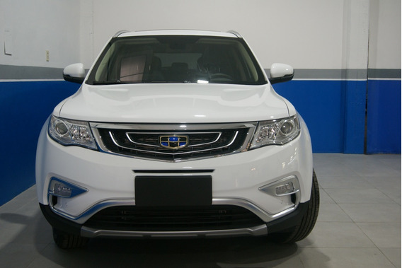 Geely Emgrand X7 Sport Active 2019