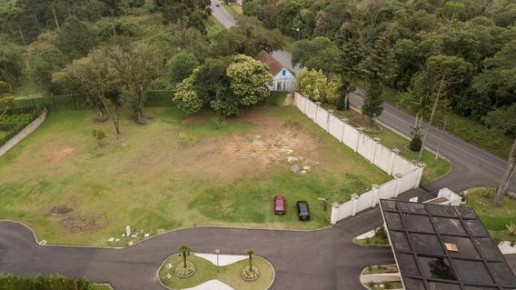 Terreno Padrão Em Curitiba - Pr - Te0007_impr