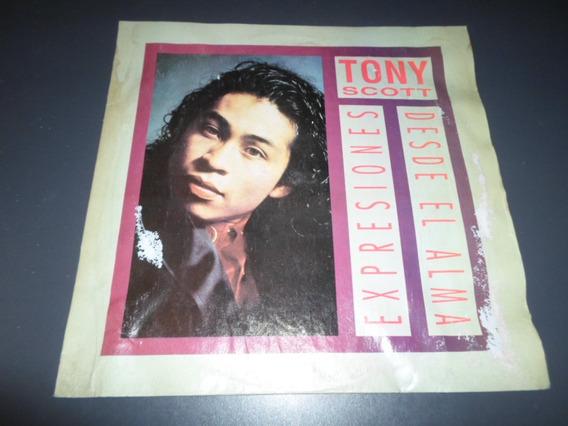 Tony Scott - Expresiones Desde El Alma * Disco De Vinilo