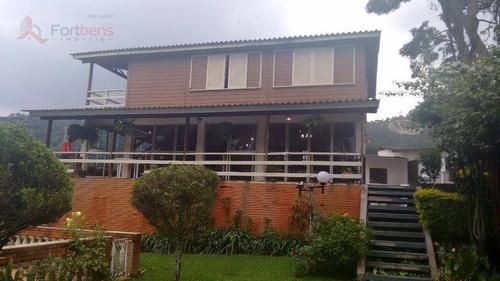 Chácara Com 3 Dormitórios À Venda, 1000 M² Por R$ 450.000,00 - Mairiporã - Mairiporã/sp - Ch0002