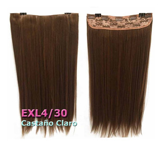 Extensiones Cabello Bambú 1 Pza Con 6 Cortinas Gratis Acceso
