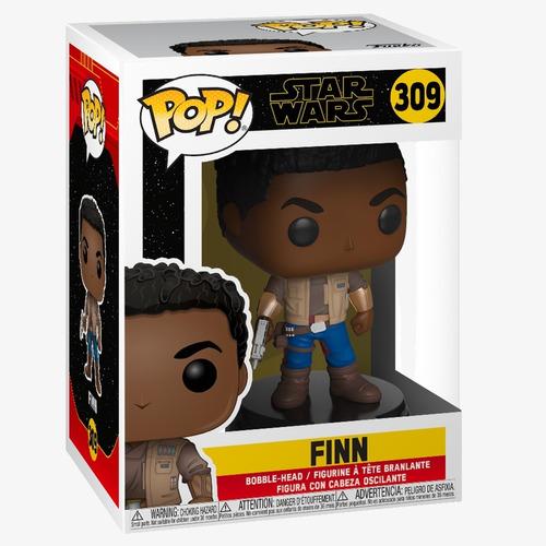 Funko Pop Star Wars Finn 309 Nuevo Original