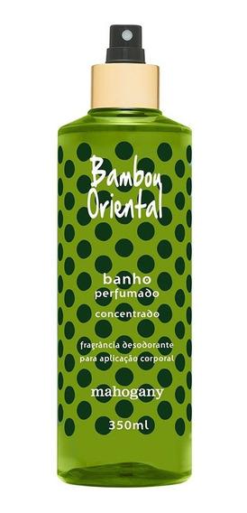 Bambou Oriental Banho Perfumado Mahogany 350ml