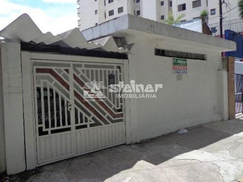 Venda Sobrado 3 Dormitórios Centro Guarulhos R$ 780.000,00 - 36706v