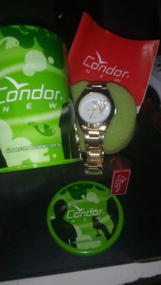 Relógiocondorkw85022femininomoderno