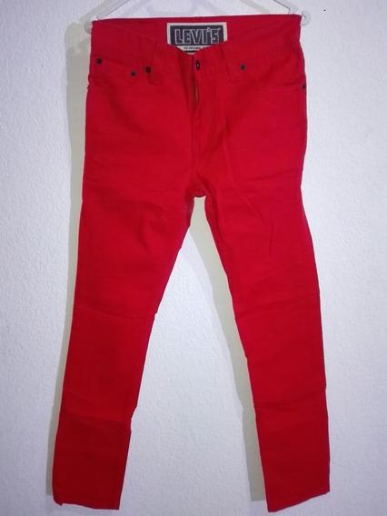 Pantalon Levis 510 Super Skinny Caballero 29x30