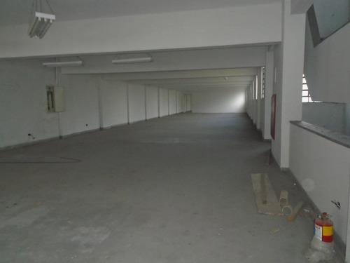 Prédio Comercial Para Alugar, 1200 M² Por R$ 18.000/mês - Centro - Santos/sp - Pr0023