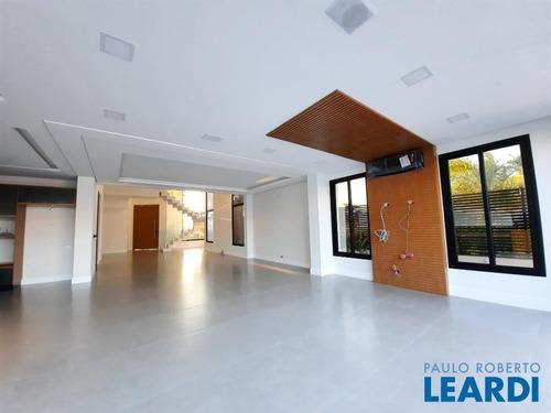 Imagem 1 de 15 de Casa Em Condomínio - Alphaville Nova Esplanada - Sp - 634059