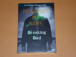 Breaking Bad Ultima Temporada Dvd